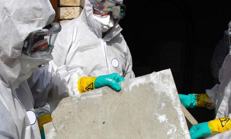 Photo of The Dangers of DIY Asbestos Removal