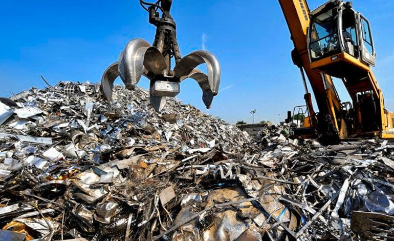 Photo of Scrap Metal Recycling