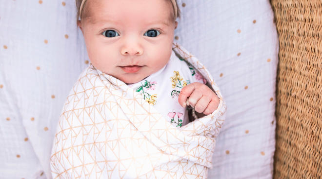 Photo of 5 Things to Check When Buying a Baby Swaddle